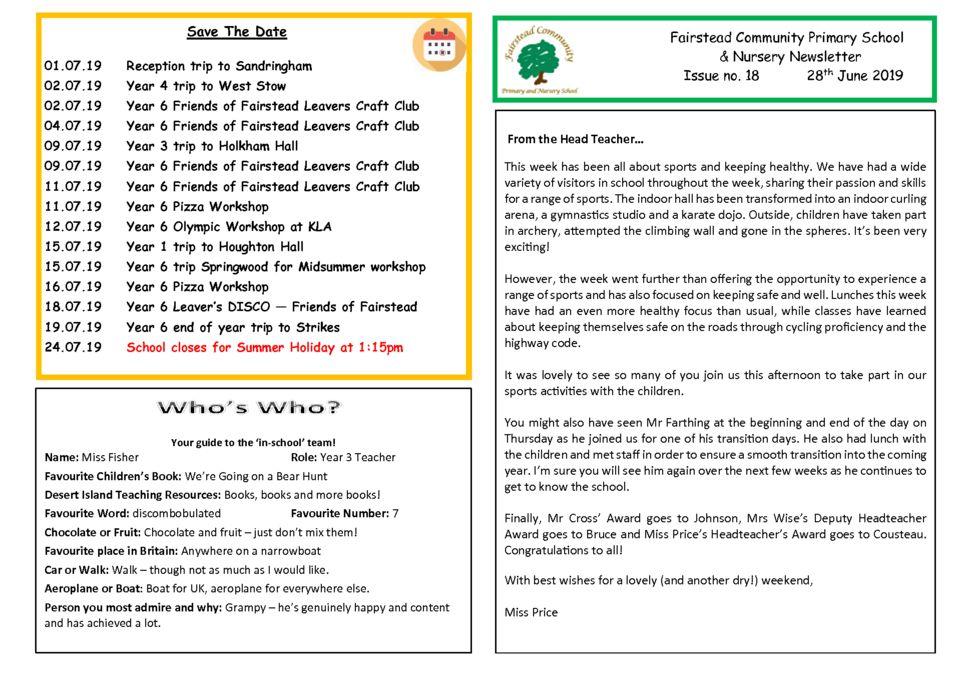 thumbnail of Newsletter 28_06_19
