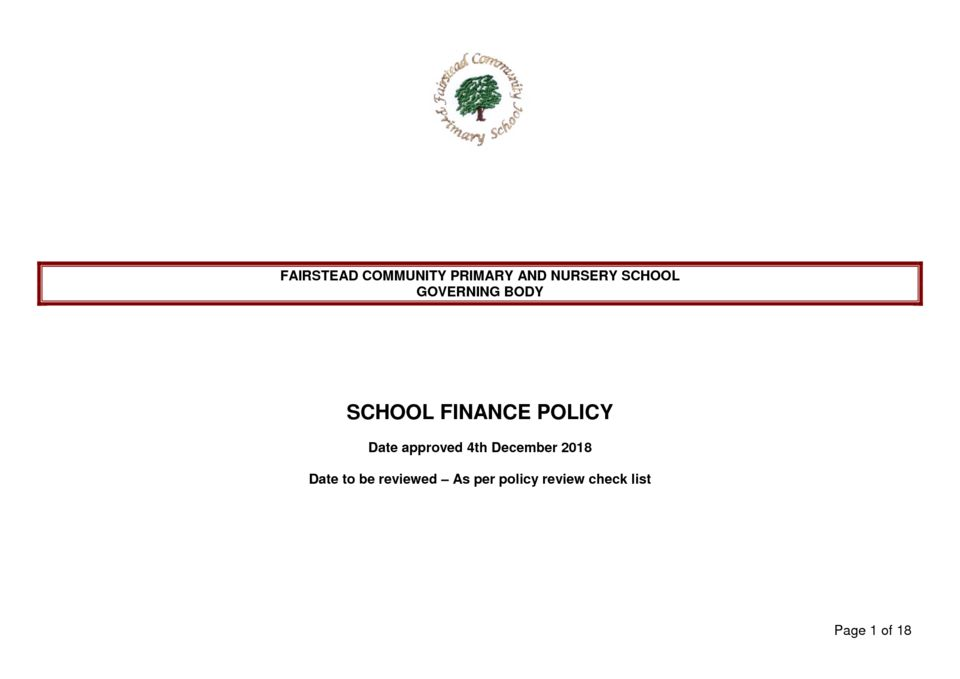 thumbnail of Policy – Finance (4.12.18)