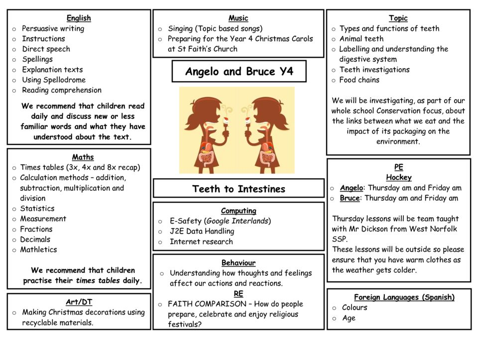 thumbnail of Y4 Autumn 2nd Curriculum map