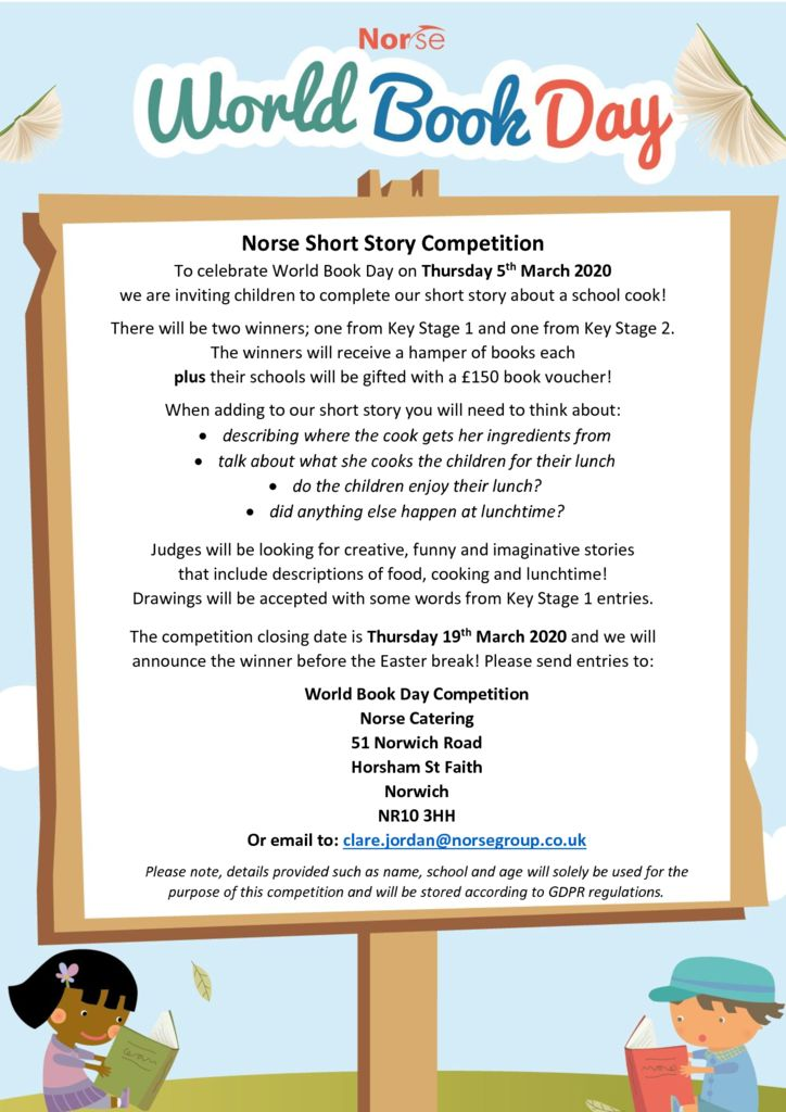 thumbnail of World Book Day 2020 – Norse Competition Instructions