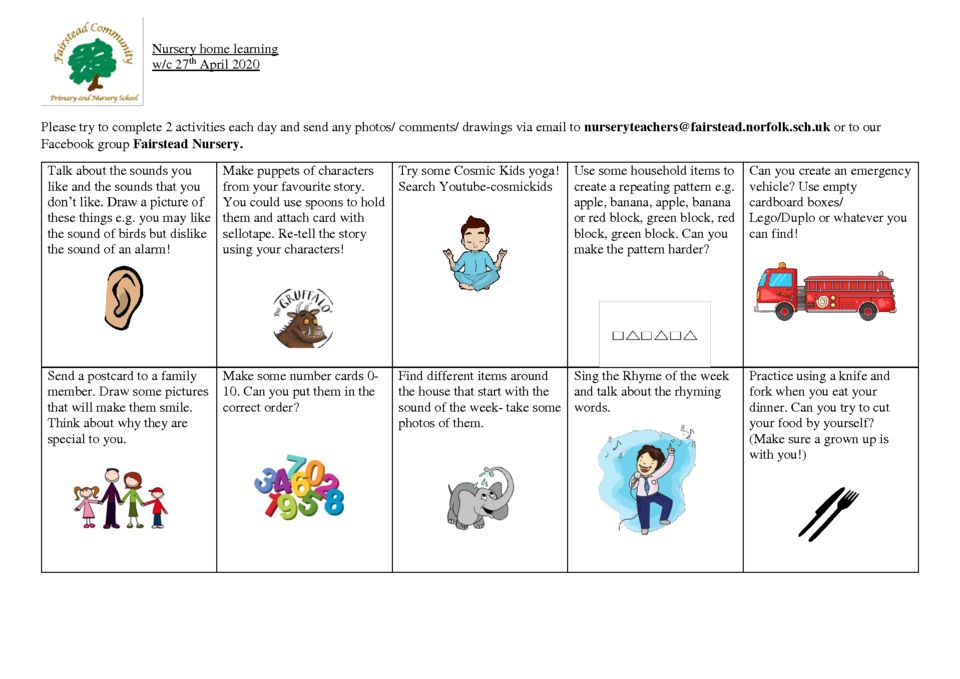 thumbnail of home learning 27.4.20